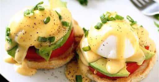 *Classic /Cali Eggs Benedict