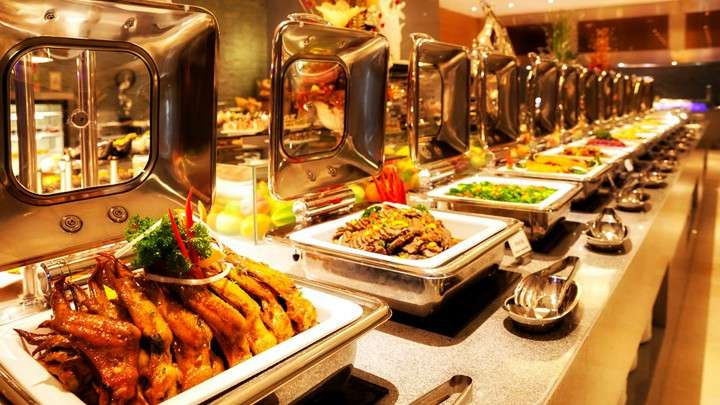 Select Custom Dinner Buffet
