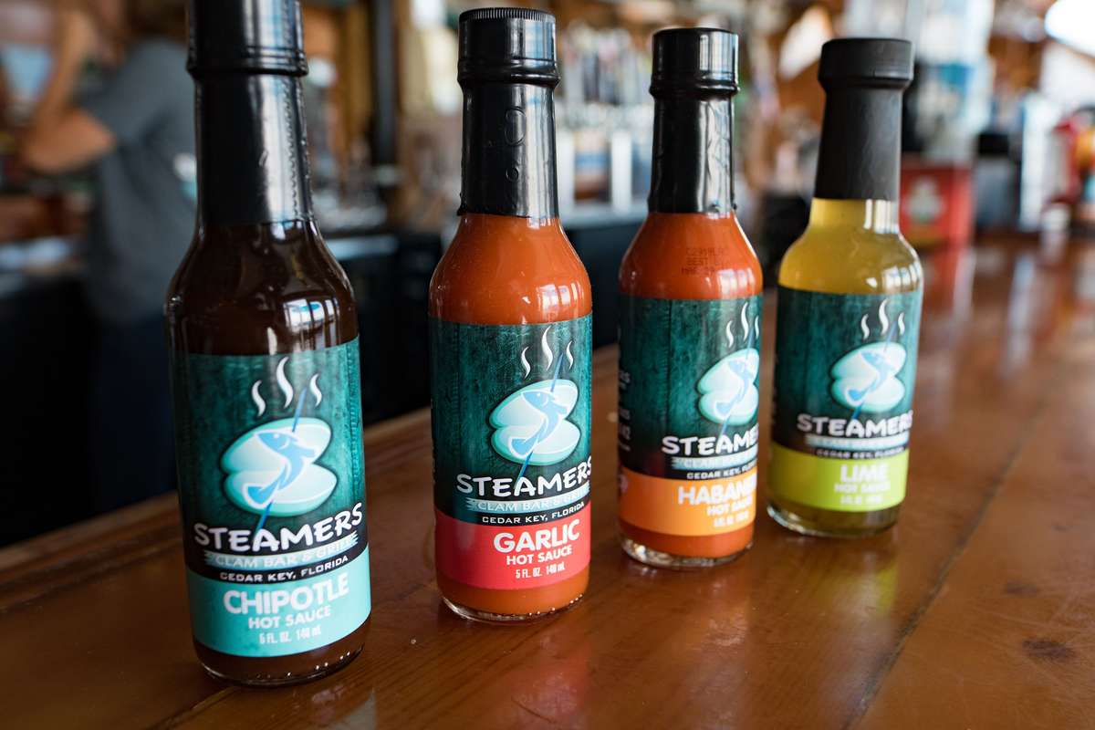 Steamers Hot Sauces