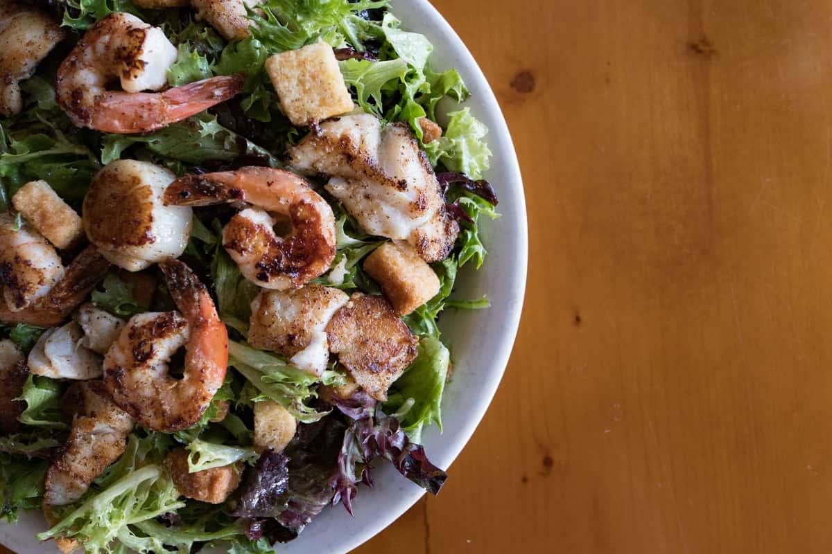 Steamers Salad