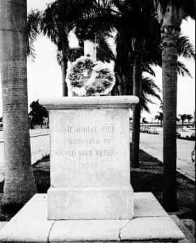 memorial pier