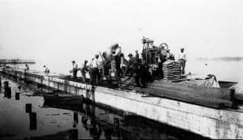 1878 Municipal Pier
