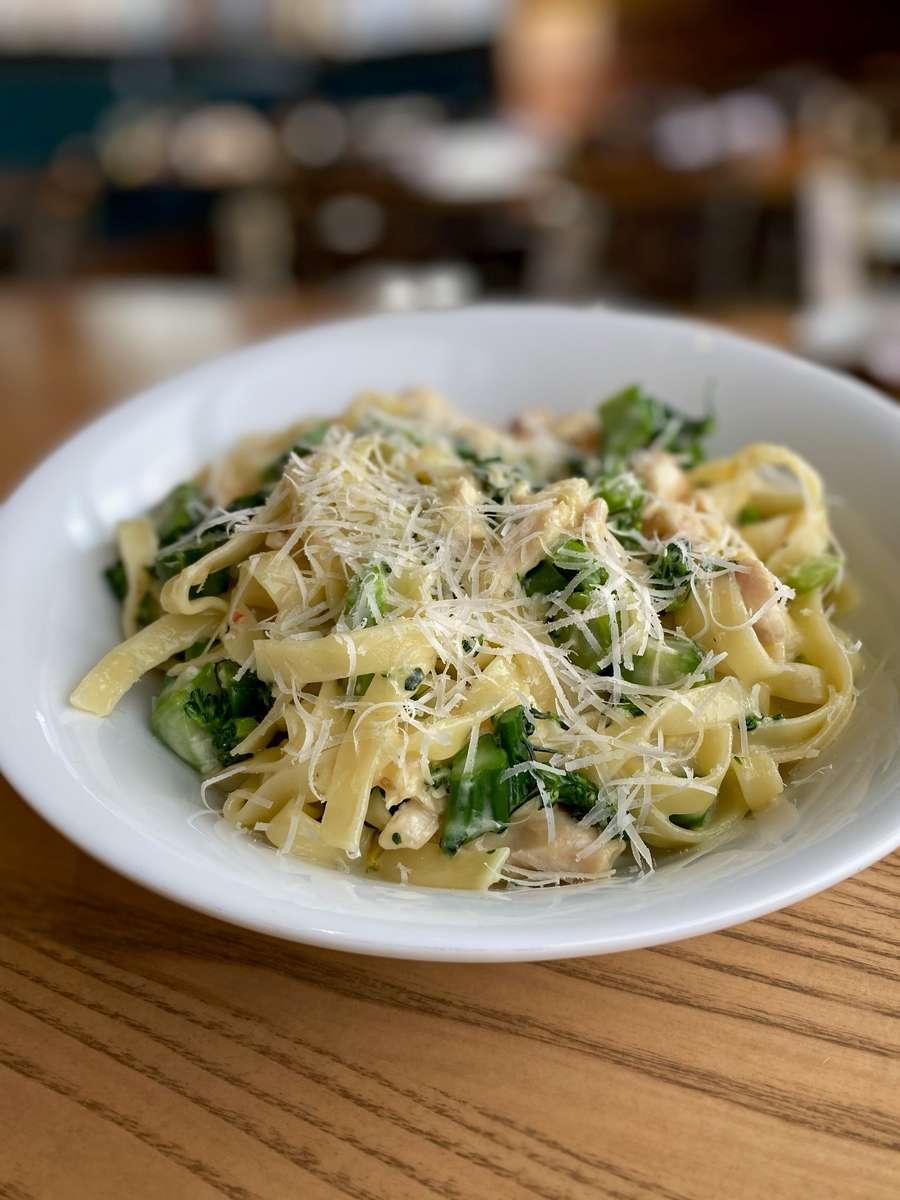 Chicken & Broccolini Alfredo