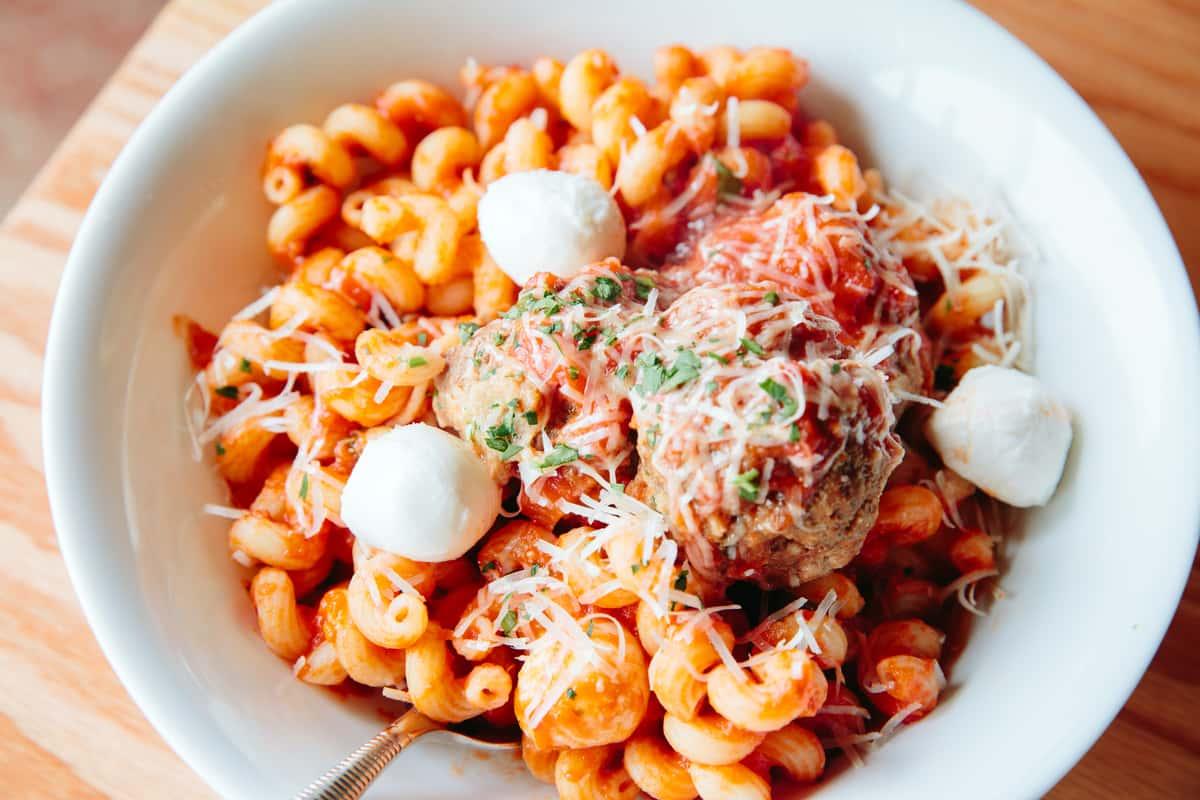 Meatball Fra Diavolo
