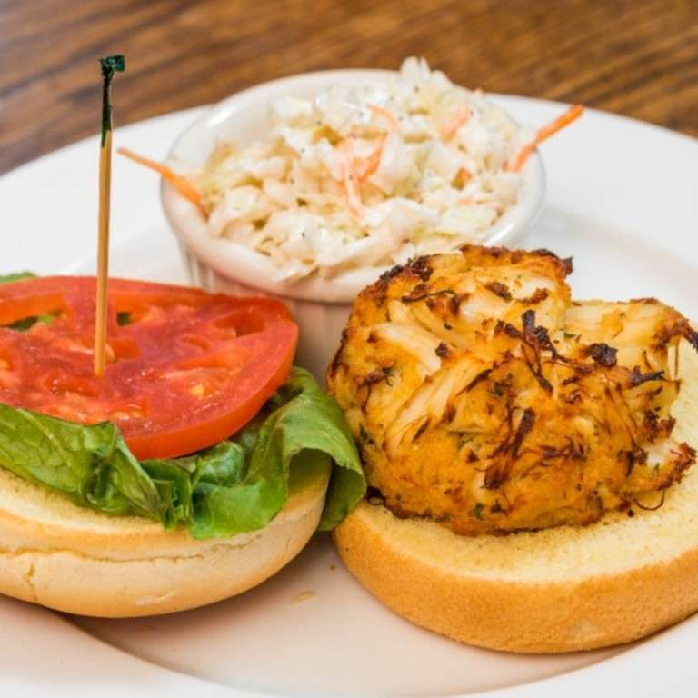 Colossal Crab Sandwich