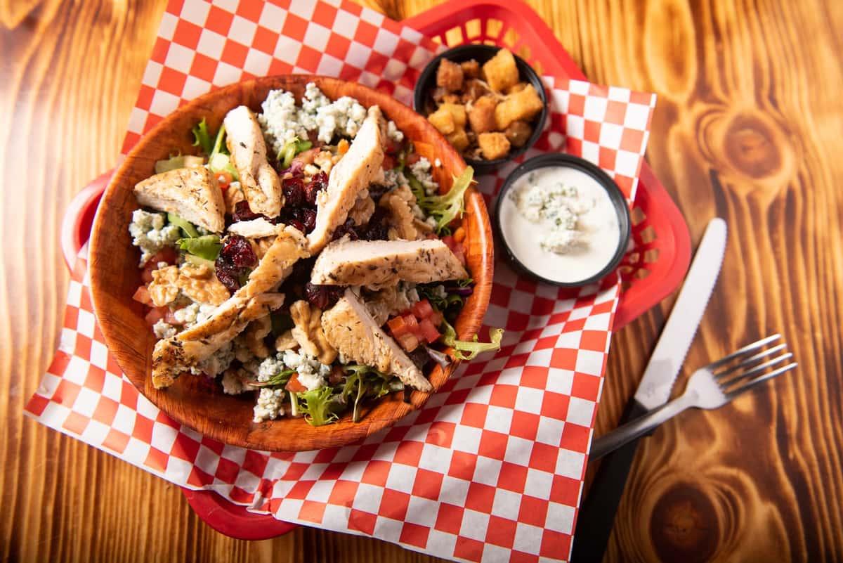 Longhorn California Salad