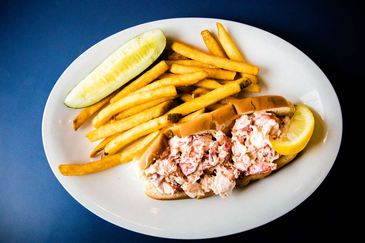 Billy's Famous Lobster Roll