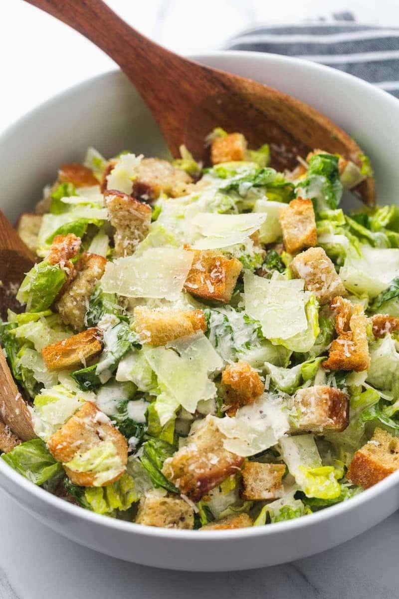 Julius Who? (Caesar Salad)