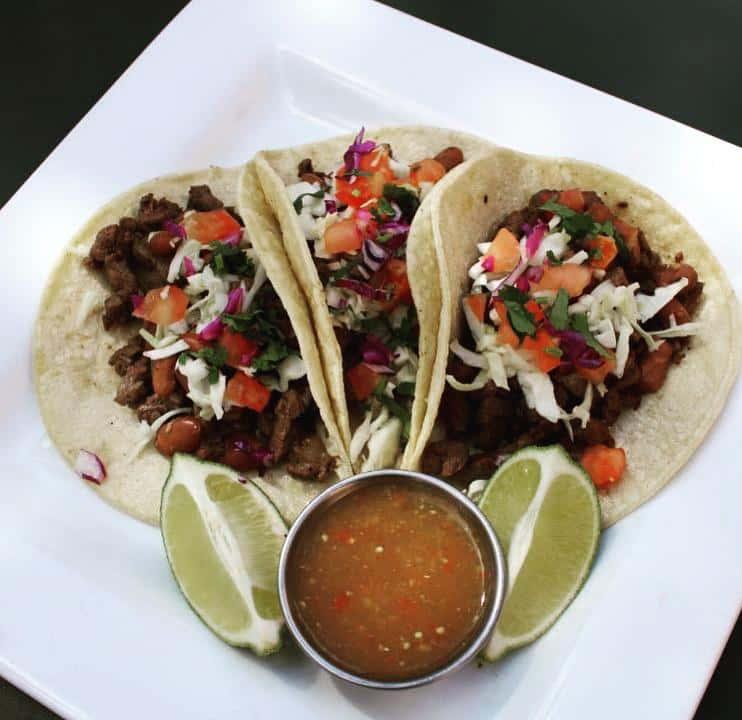 Tuesday Night Steak Tacos