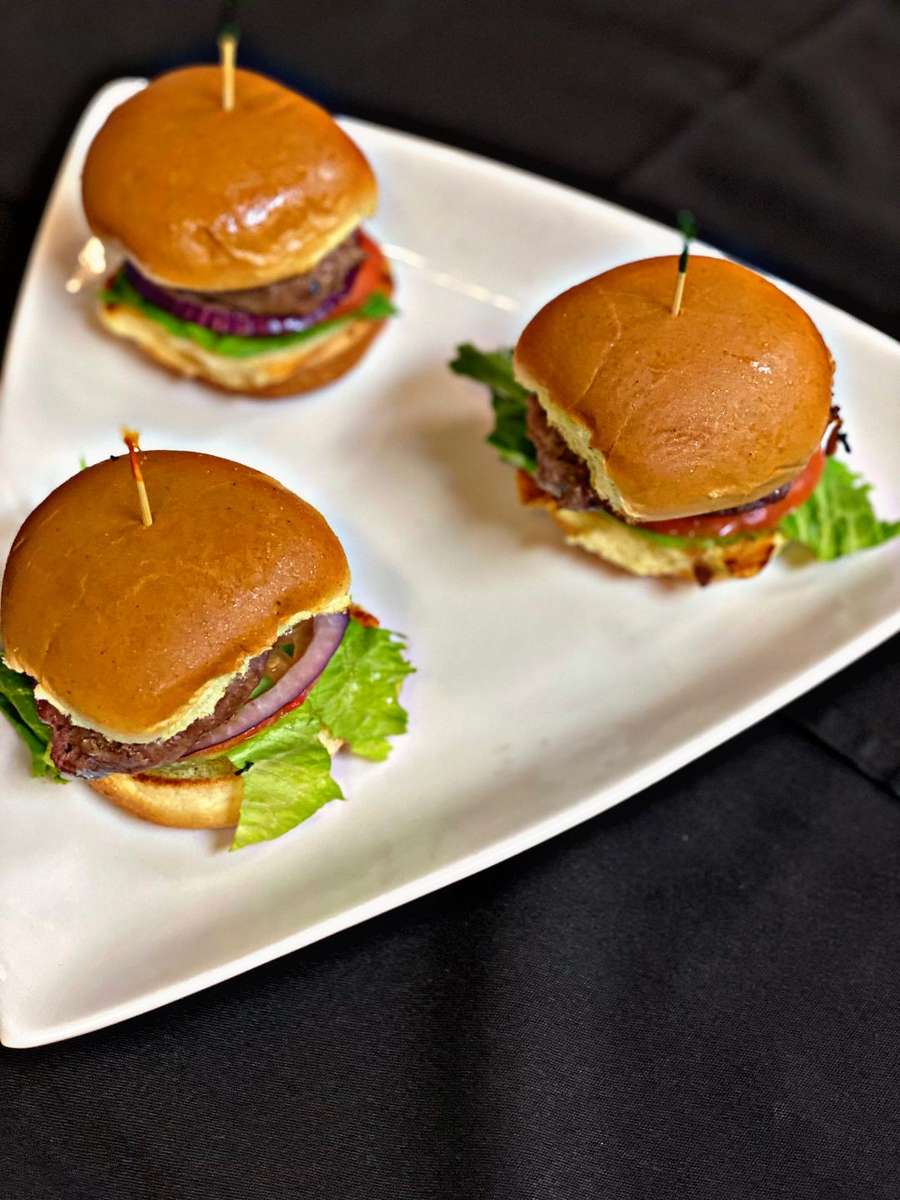 New Mexico Bison Sliders