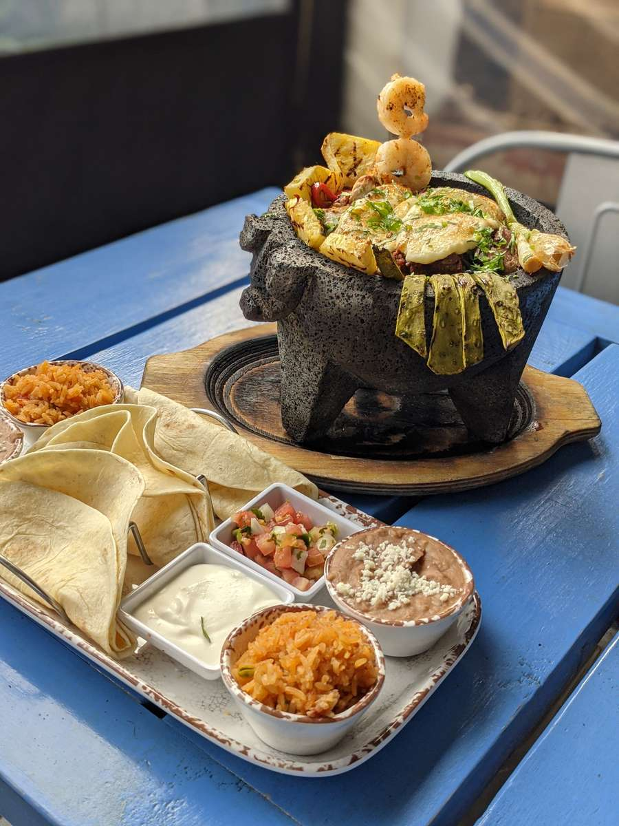 Molcajete (For Two)