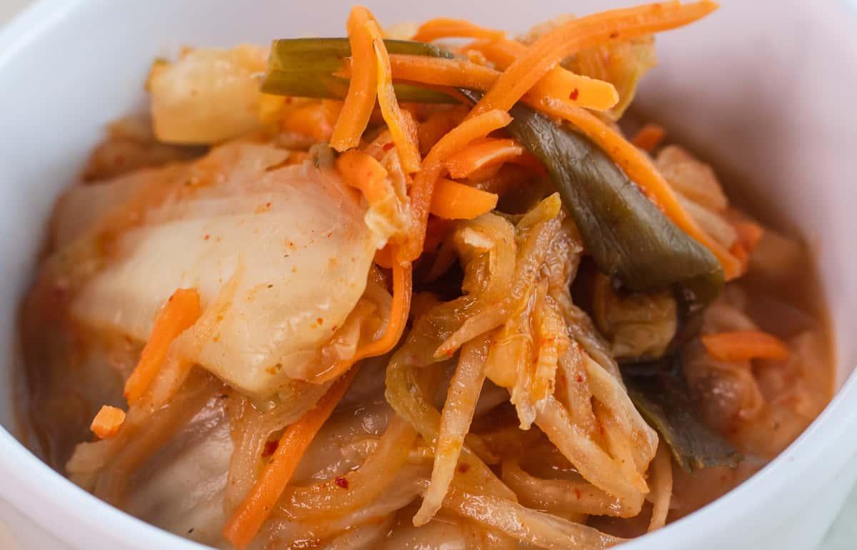 à Bloc Vegan Kimchee 16 Oz