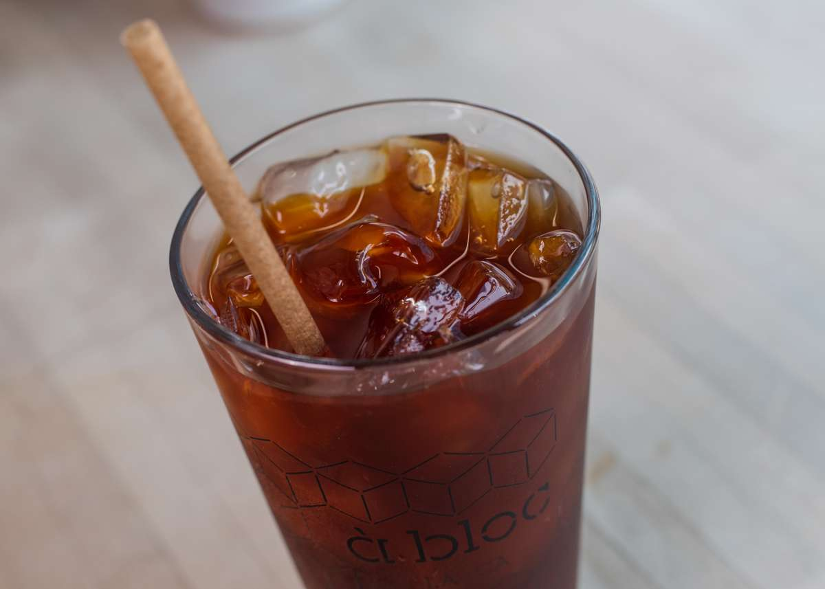 Cold Brew Drinks