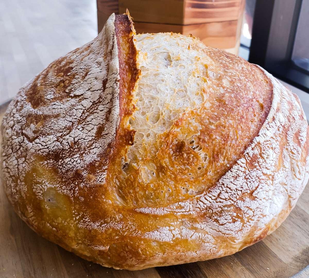 Bread - House-Baked Sourdough Boule