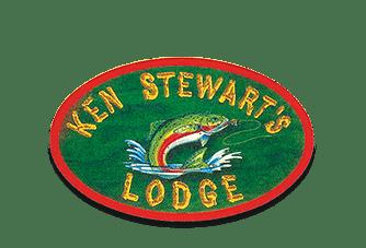 ken stewart's lodge logo
