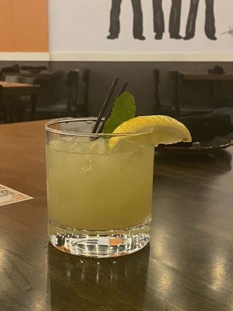 Tequila Smash