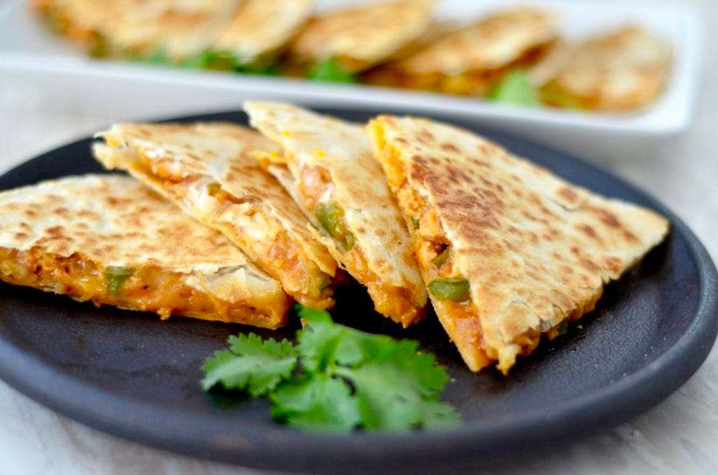 Traditional Chicken Quesadilla