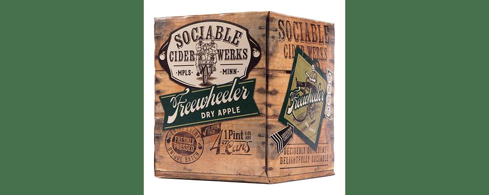 Ciderwerks Freewheeler Tallboys 4 Pack