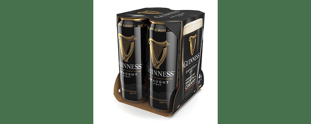 Guinness 4 Pack