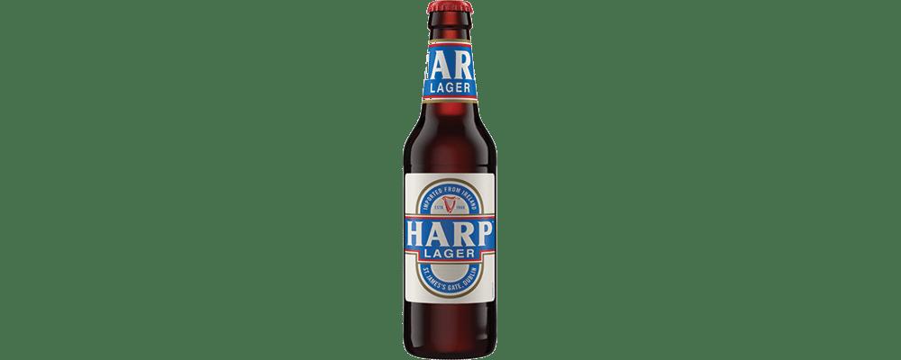 Harp Bottle