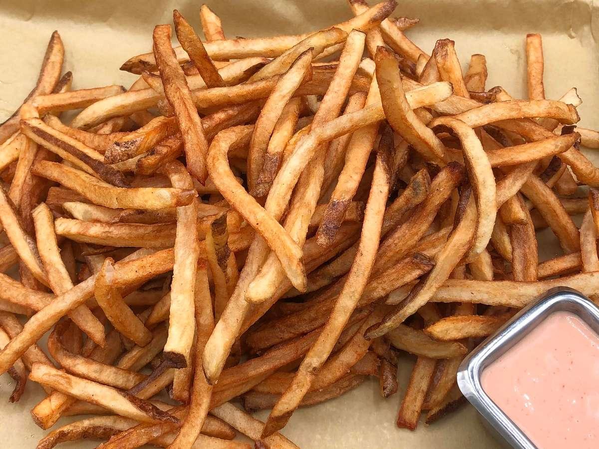 Fries - Full