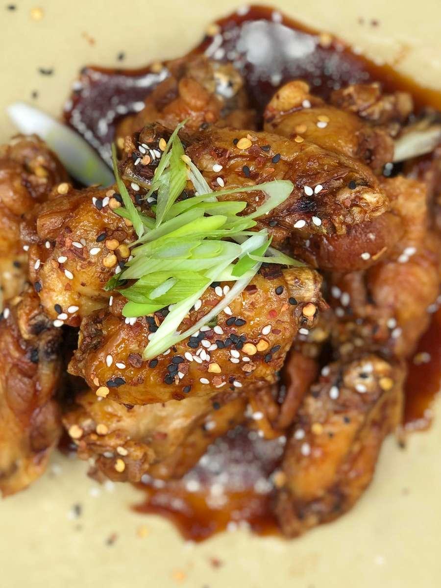 Thai Oh My Wings