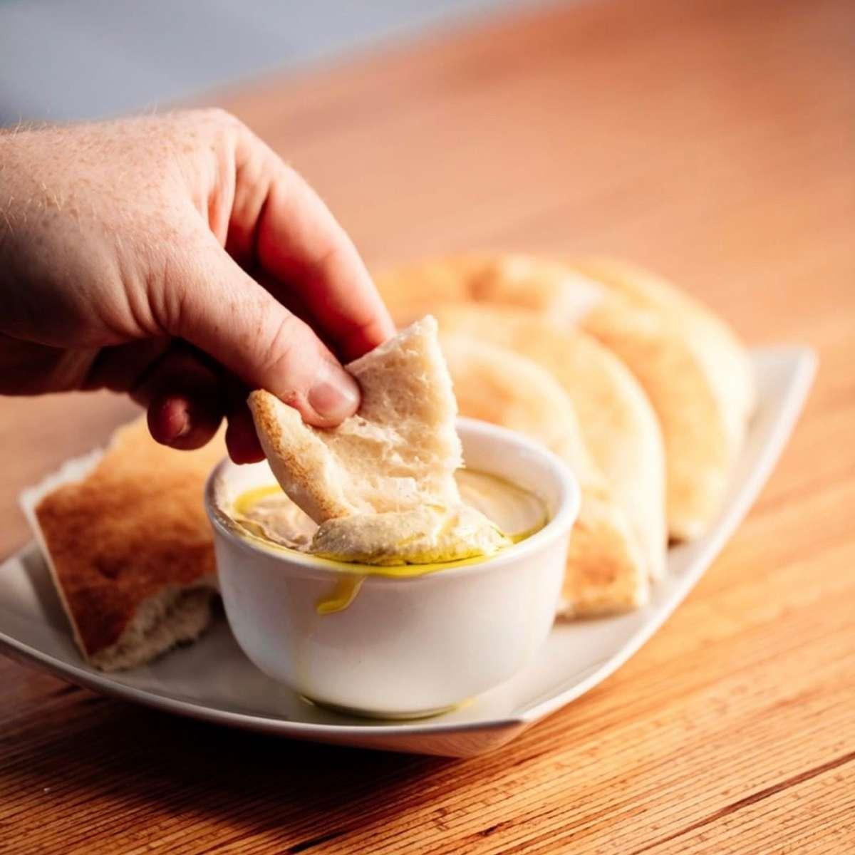 Big O's Hummus