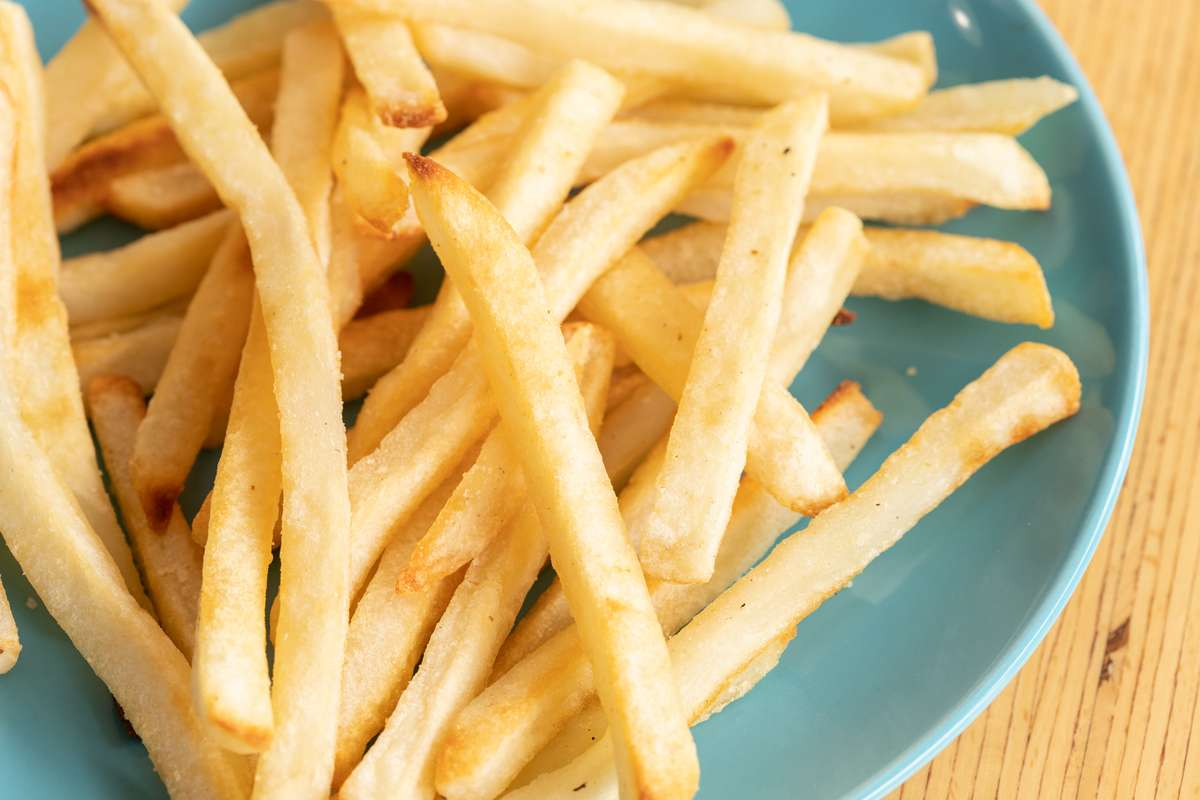Air-Baked Fries