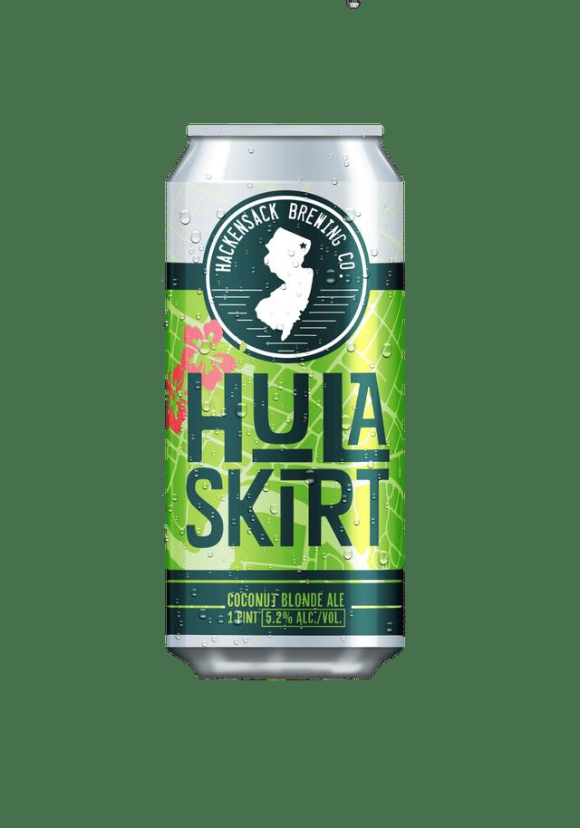 Hackensack Brewery - Hula Skirt