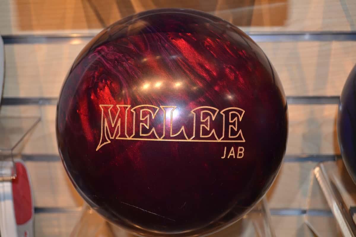 Melee Jab Blood Red