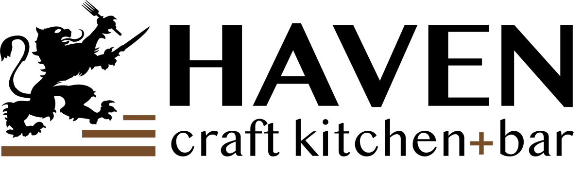 Haven craft kitchen and bar logo