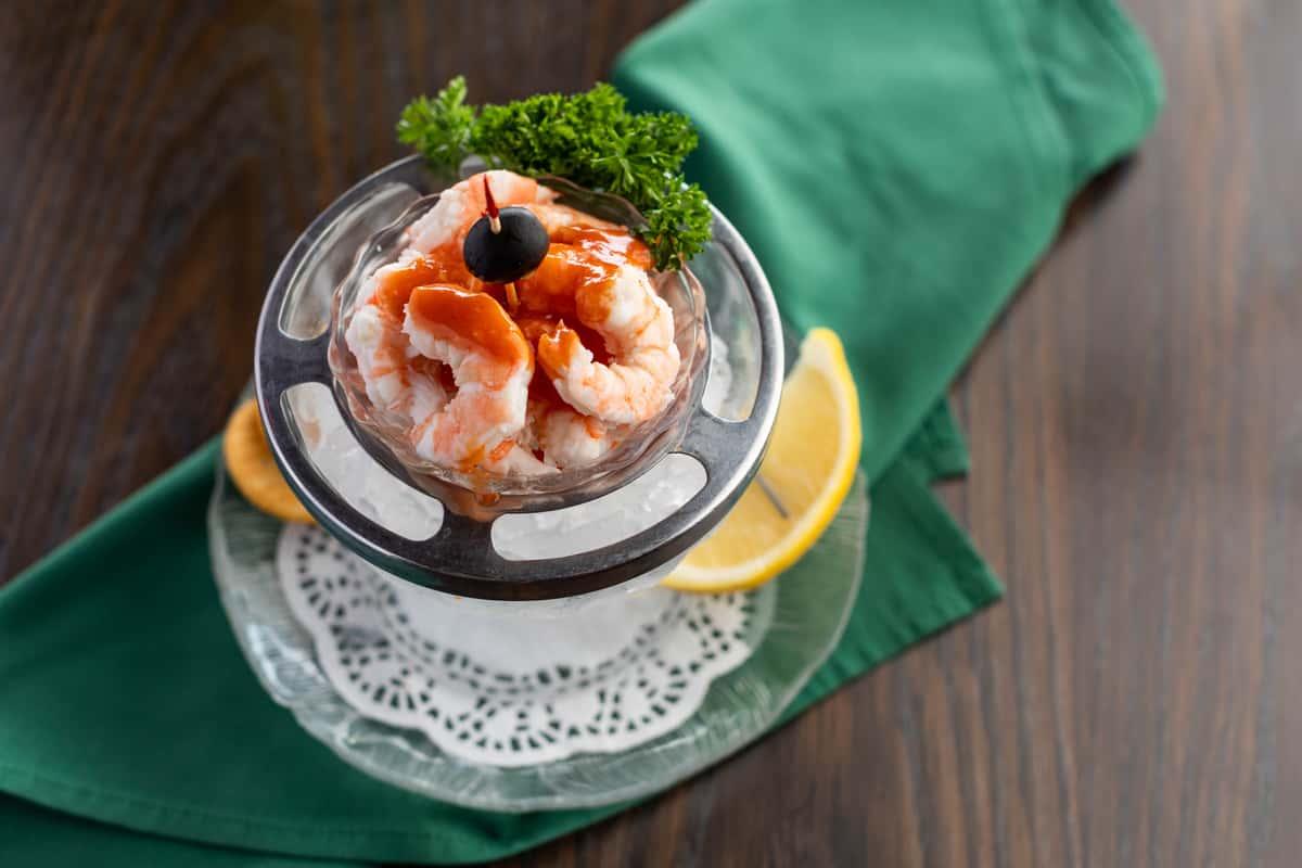 Crab or Shrimp Cocktail