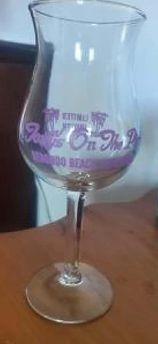 LIMITED EDITION MAI TAI GLASS