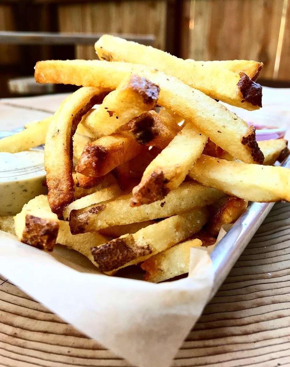Hand-Cut fries