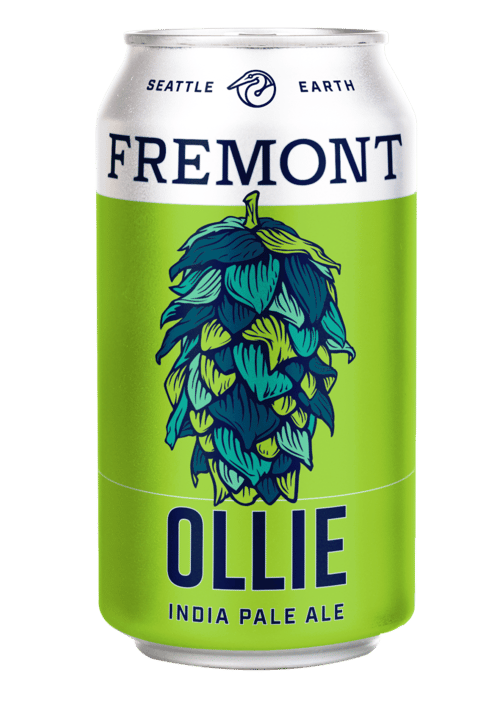 Fremont Ollie IPA Can