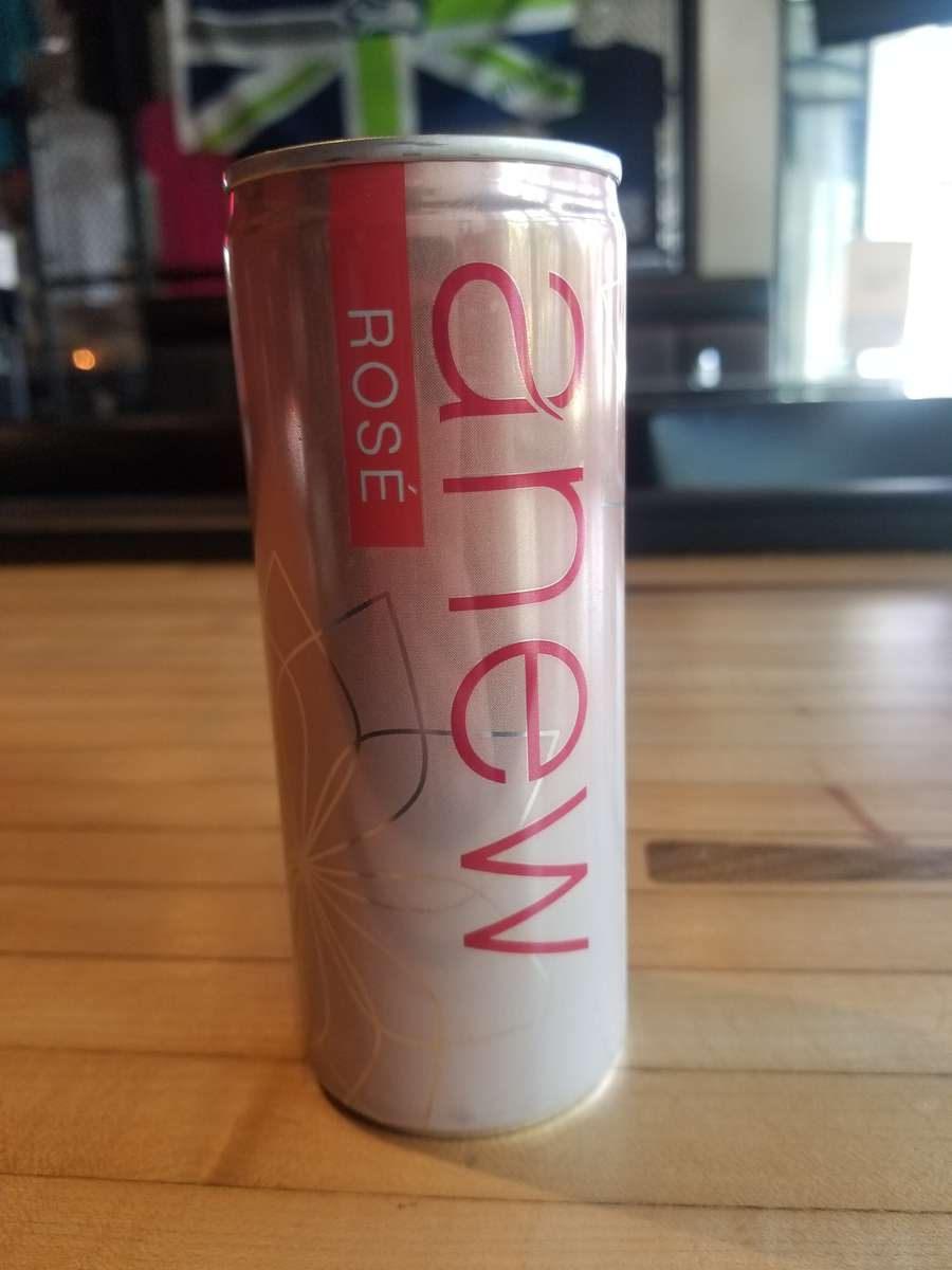 Anew Rosé 10oz Can