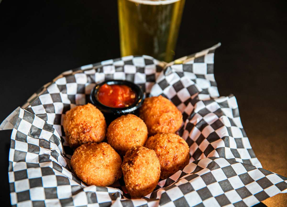Fried Mac and Cheese*