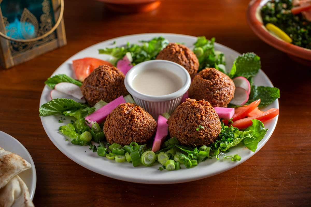 Falafel (Vegetarian Delight)