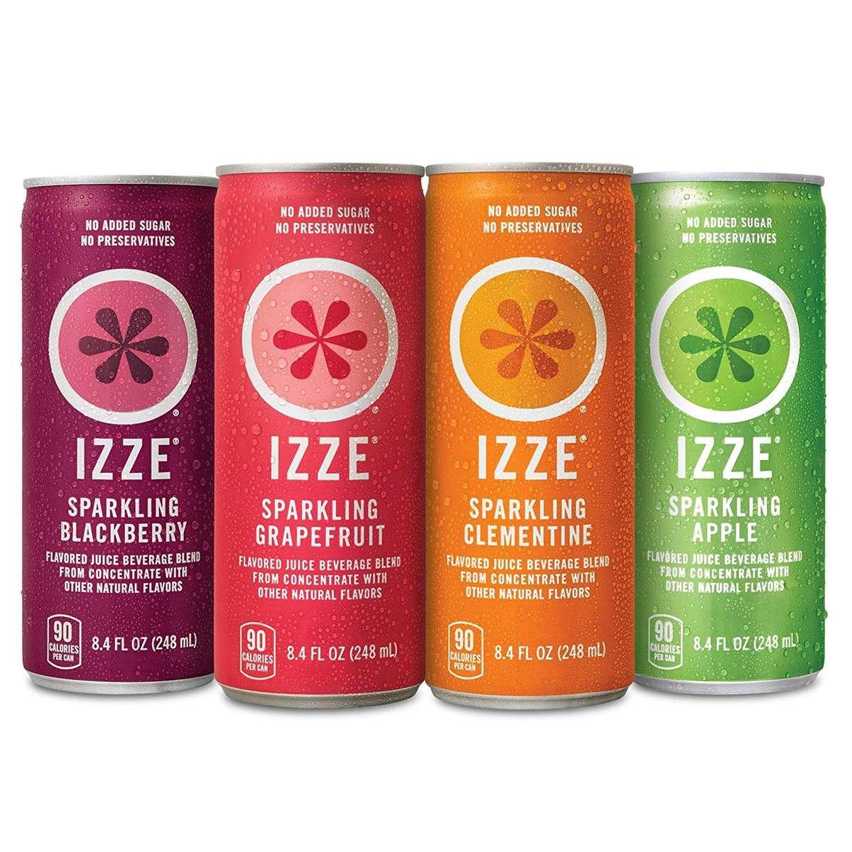 Izzy's Sparkling Water