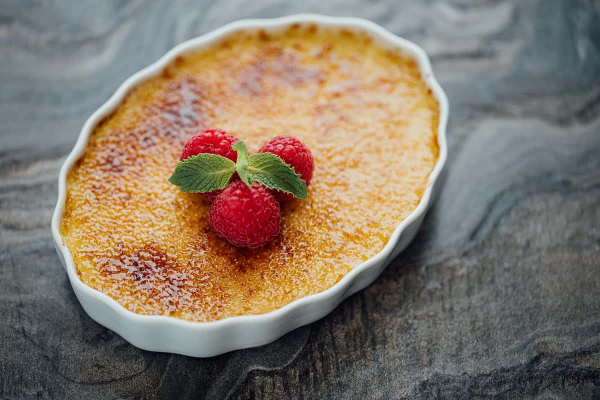 Classic Crème Brulee