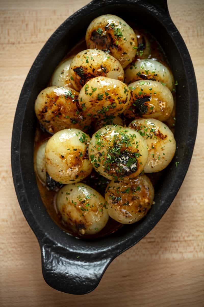 Caramelized Cippollini Onions