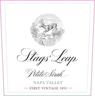 Stag's Leap Winery Petite Syrah, Napa Valley, 2017