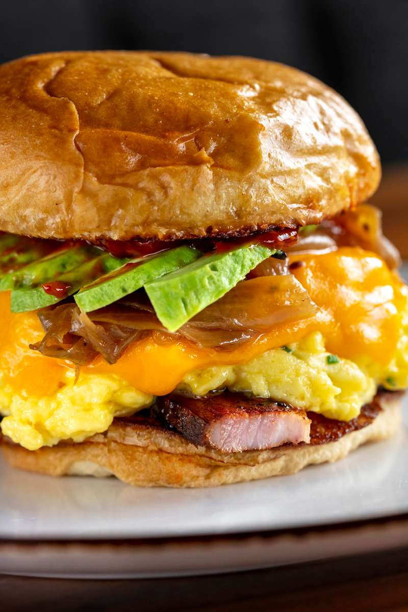 OBCH Breakfast Sandwich