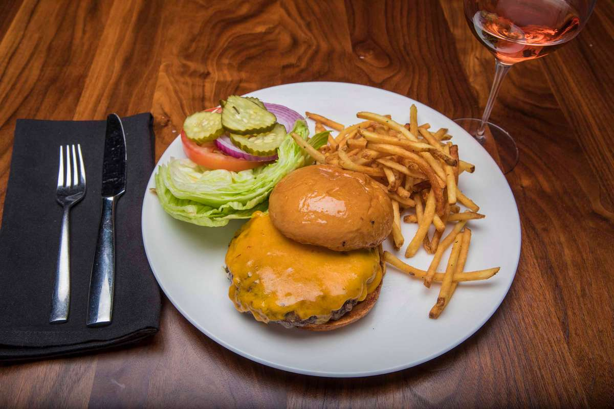 Chop House Burger*
