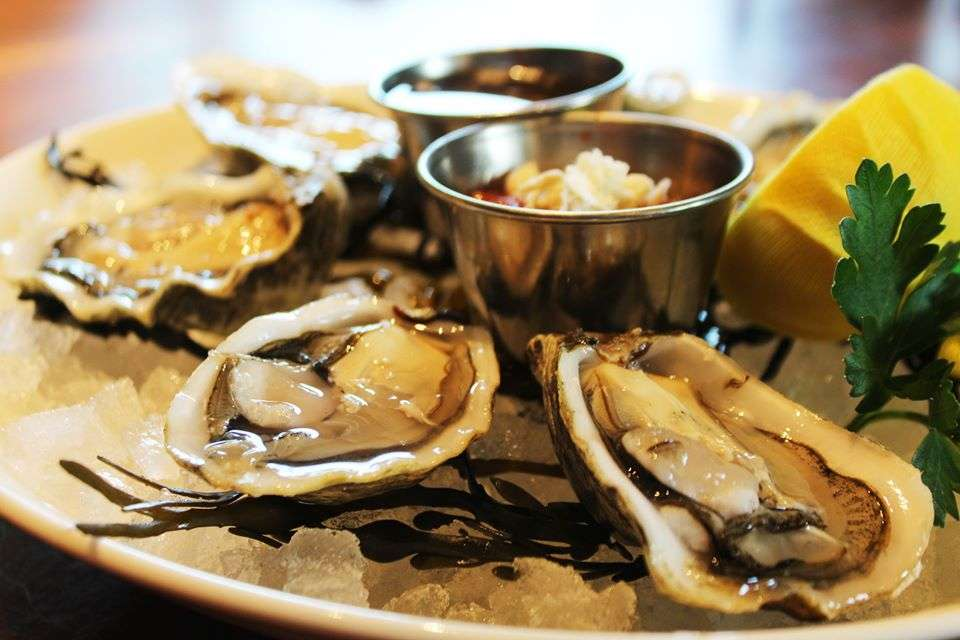 Pacific Oysters per DZN