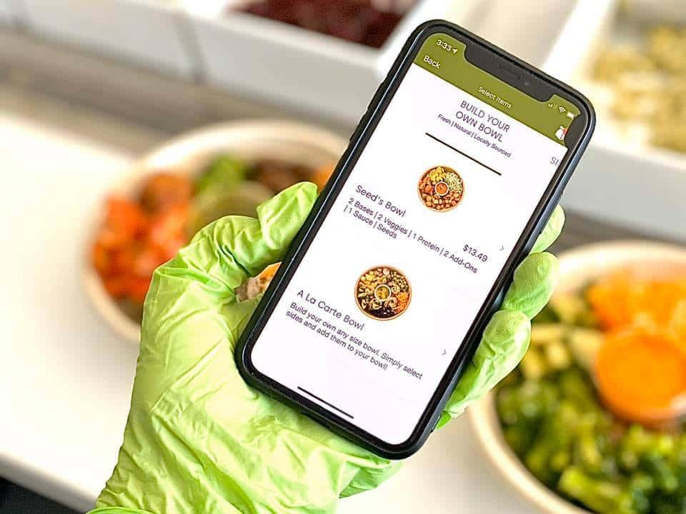 SEED eatery App!!!