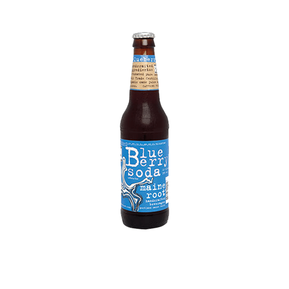 Blueberry Soda (Maine Root)
