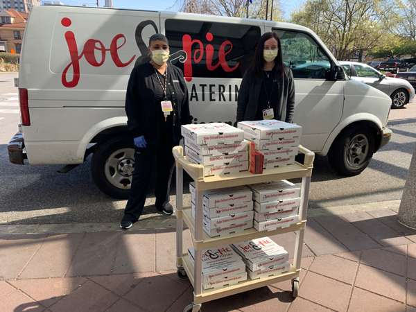 Pittsburgh pizzerias keeping health-care workers fed during the pandemic