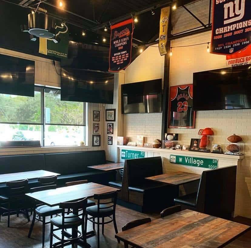 Thomas P's Sports Bar
