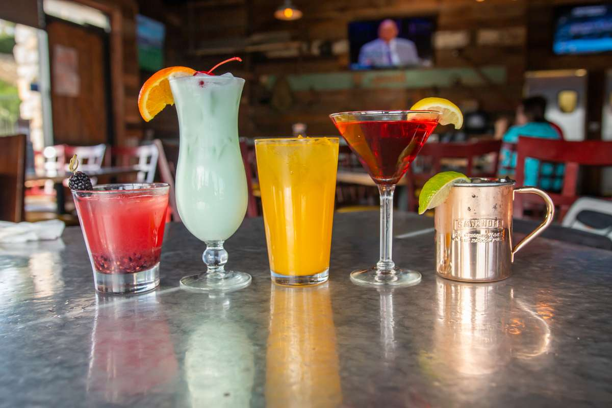 photo of 5 septembers cocktails